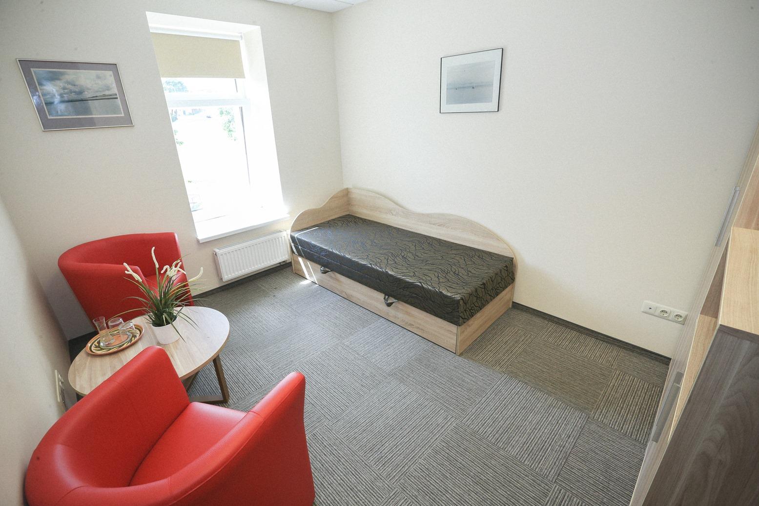 Vienvietis kambarys - 20€