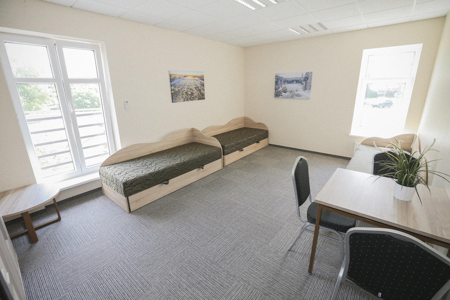 Trivietis kambarys - 40€