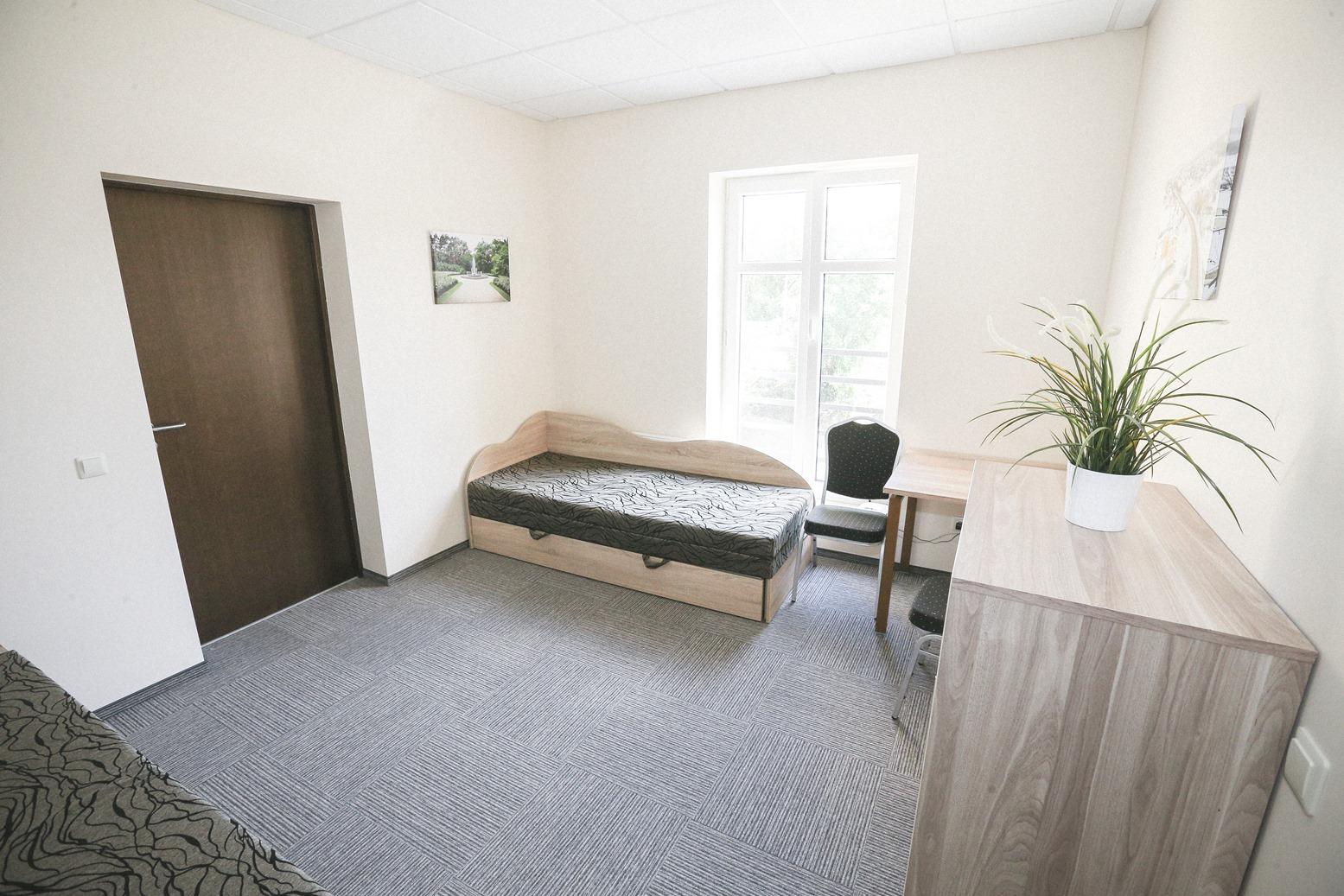 Dvivietis kambarys - 30€
