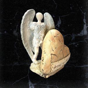 Širdies angelas - taupyklė